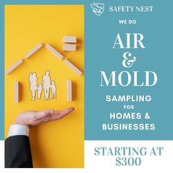 Air and Mold Sampling