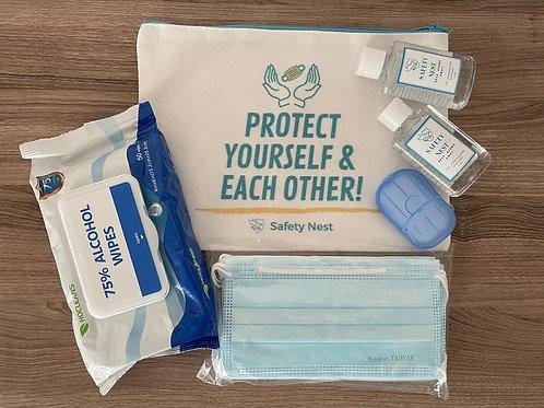 On the Go Health Kit