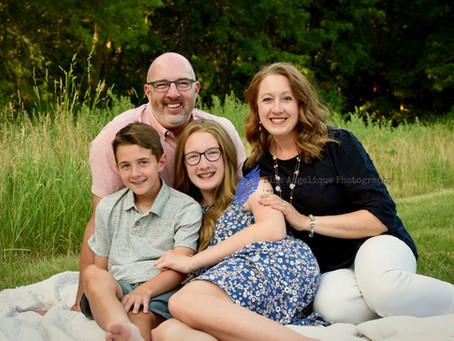 Simonson Family-Waukesha Wisconsin-Family Photos-Fox River Park