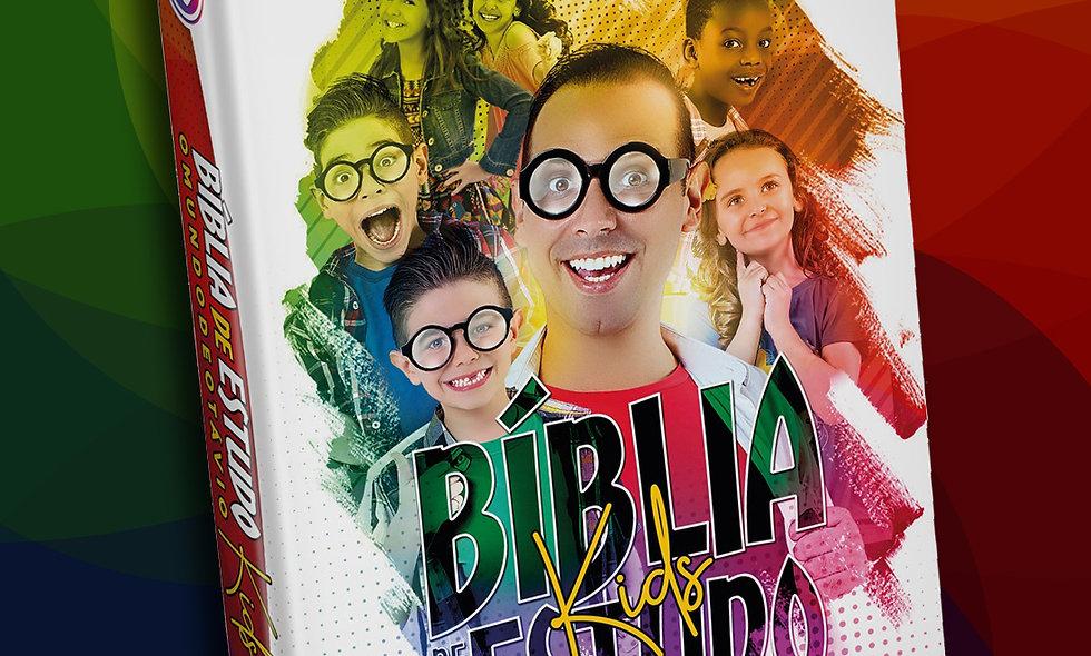 BÍBLIA DE ESTUDO KIDS • OMUNDODEOTÁVIO
