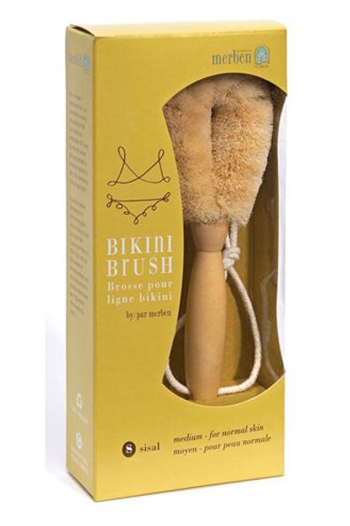 Bikini Brush - Medium Coarse