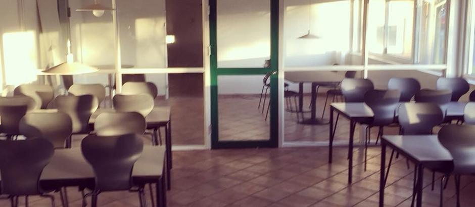 Mødelokale og kantine