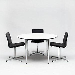 Gate mødebord med 4 ben