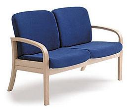Schou Andersen 1542 2-Personers sofa