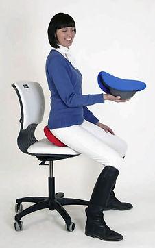 humantool sadel stol