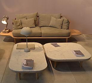 Fly sofa og Table fra Andtradition