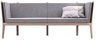 Schou Andersen Ito Soft 3 3-Personers sofa