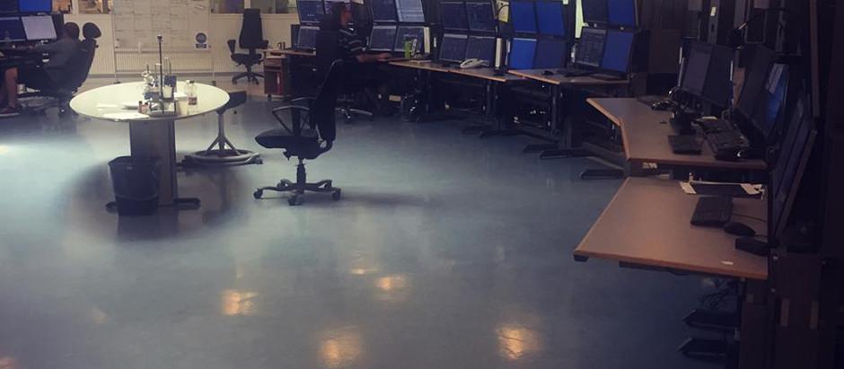 16 specialdesignet arbejdsstationer