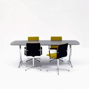 Gate mødebord med shakerstel