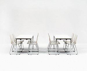 Gate bord med Gate 7000 stol