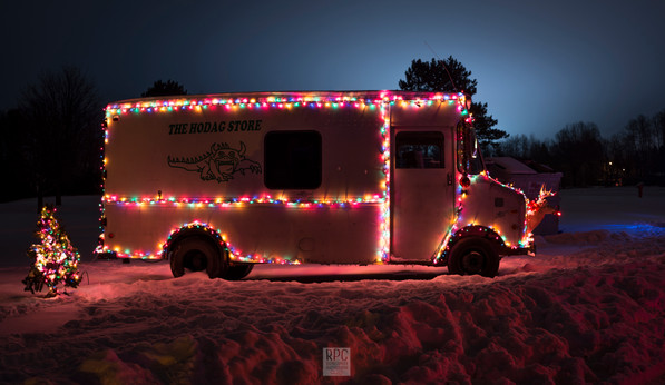 The Rudolf Truck #3