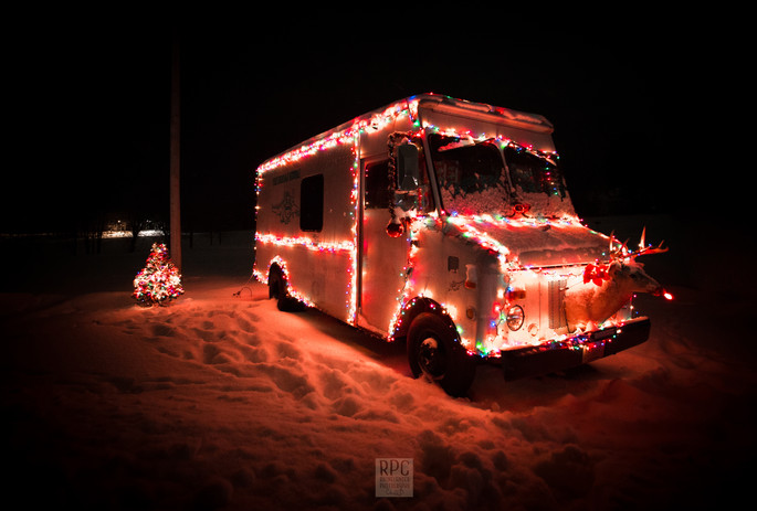 The Rudolf Truck #1