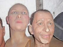 Wax Mannequin Head