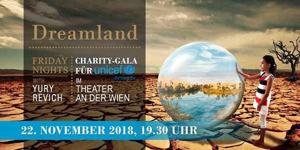 """Dreamland"" UNICEF Charity Gala"