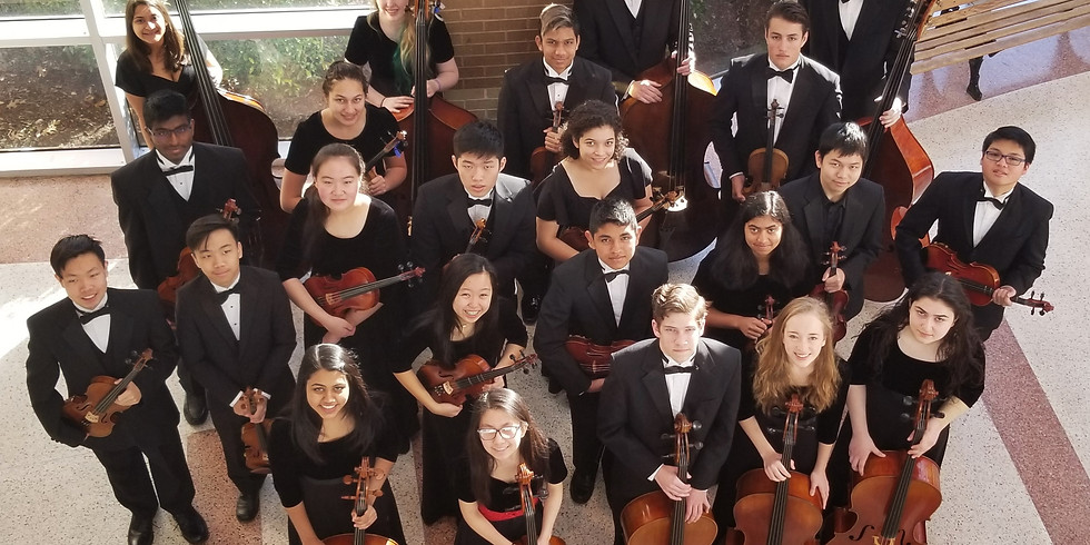 THE FORT BEND ISD HONOR ORCHESTRA
