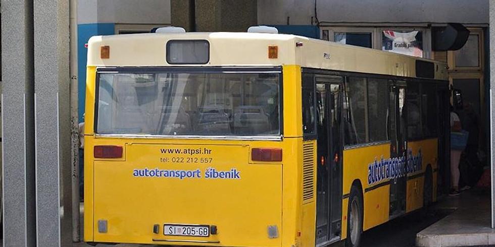 Bus 1 + 2 noch einige Plätze frei