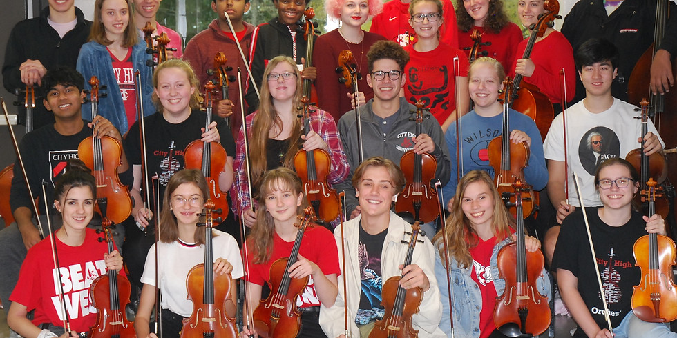 CITY HIGH SCHOOL CHAMBER ORCHESTRA