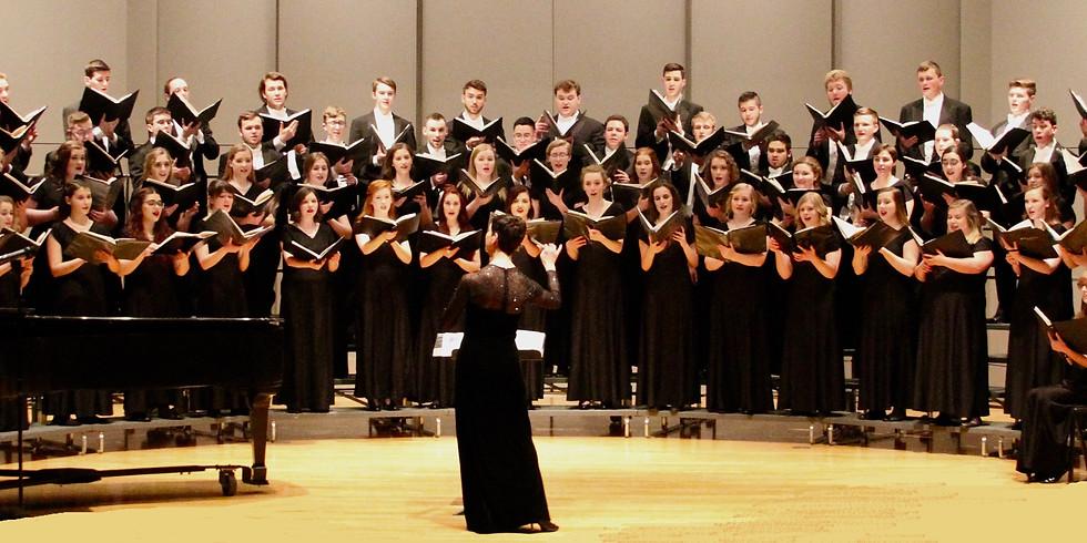 Drake University Choir, Iowa, USA