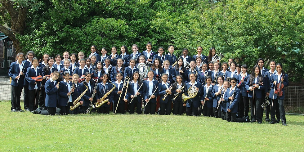 HORNSBY GIRL'S HIGH SCHOOL BAND UND ORCHESTRA