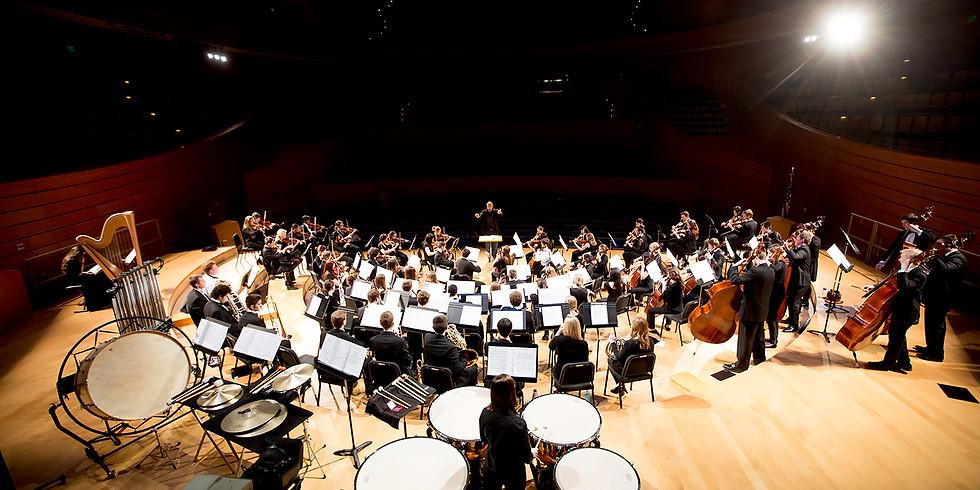 "Youth Symphony of Kansas City - bitte Infos unter ""Weitere Konzerte"" beachten"