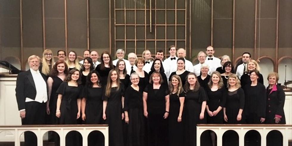 Bluefield College Choir, Virginia, USA