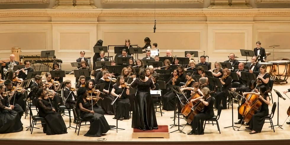 West Coast Classical Youth Symphony