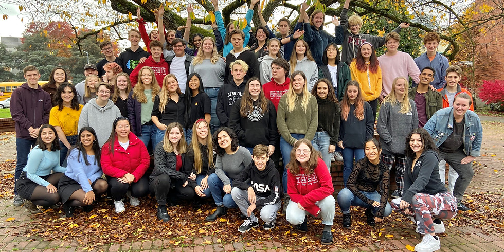 Lincoln High School Cardinal Choir