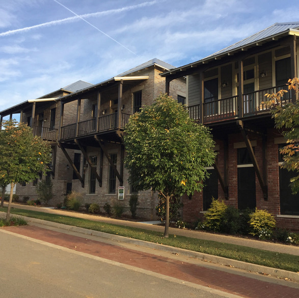 Courtyard Homes at Carlton Landing