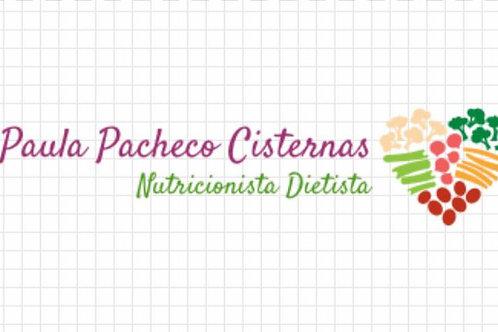 Paula Pacheco - Nutricionista Dietista