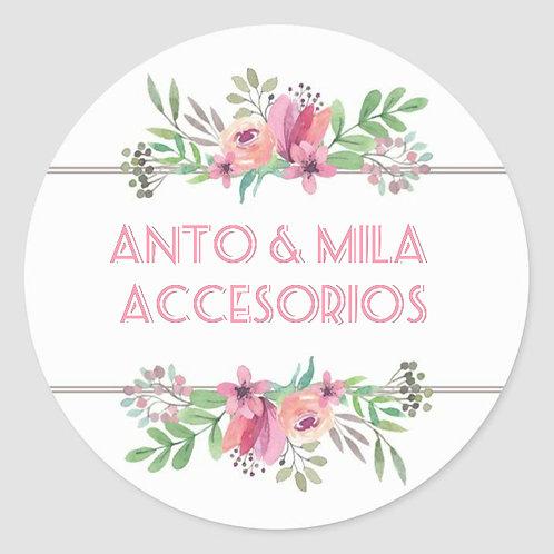 Anto y Mila Accesorios