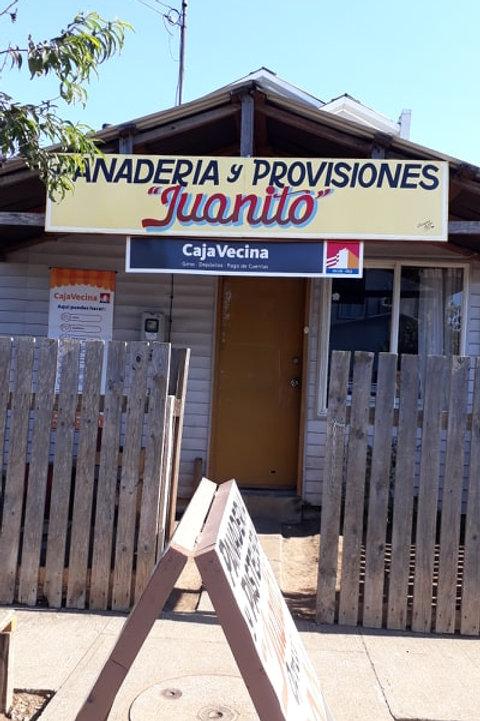 Panadería y Provisiones Juanito