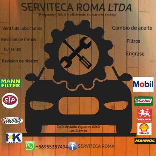 Serviteca Roma
