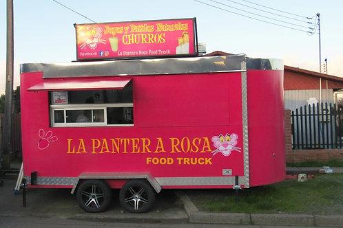 La Pantera Rosa Food Truck