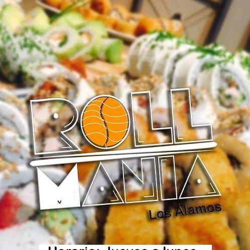 Roll Mania Los Álamos