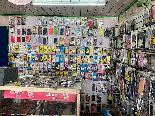 M y K accesorios para celulares