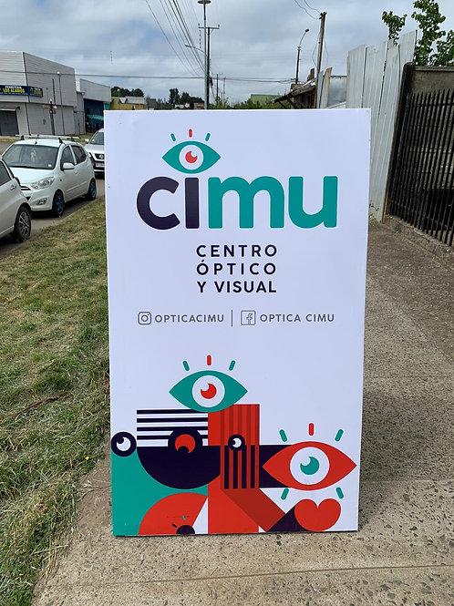 Centro óptico y visual CIMU