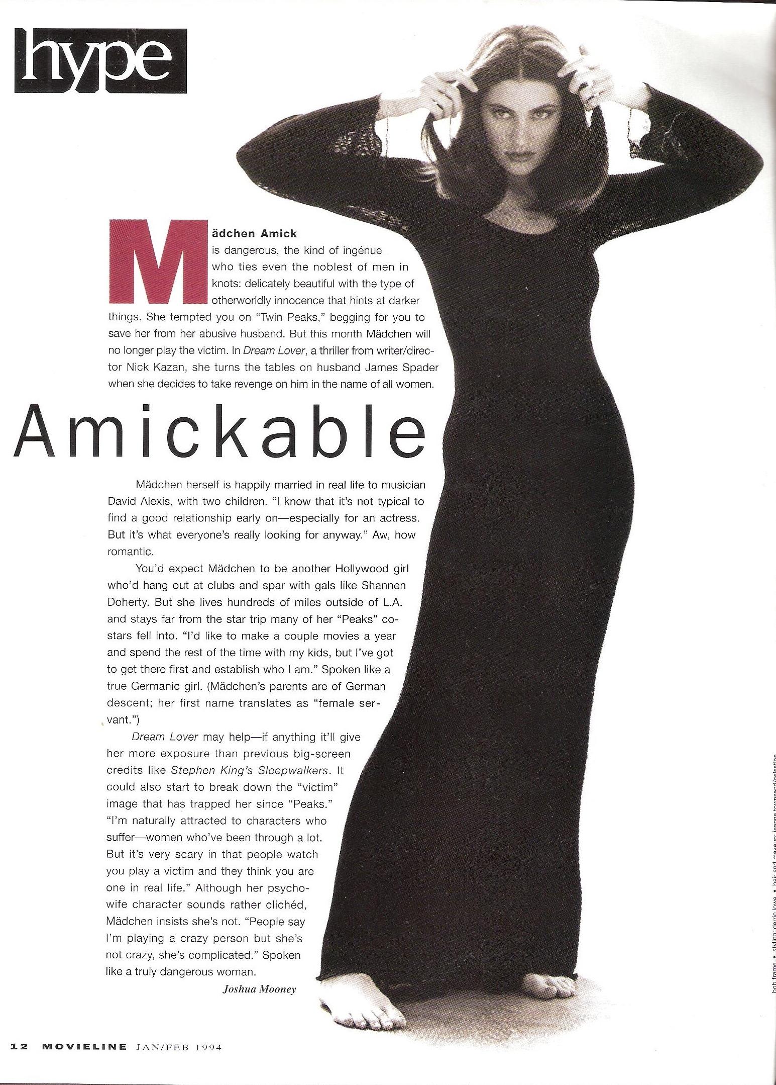 Amickable