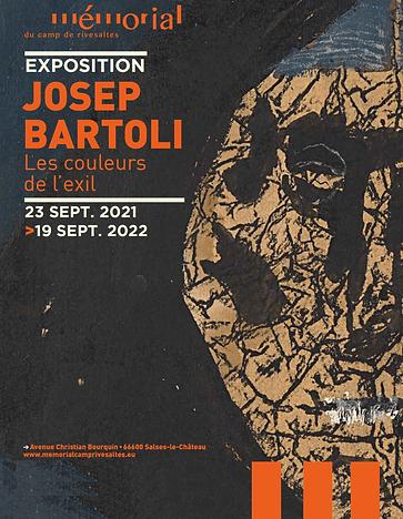 Les Couleurs de l'exil, Josep Bartolí