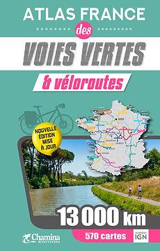 Guide des vélos routes et voies vertes de France