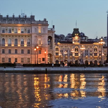 Trieste, l'Adriatique en majesté
