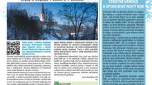 Zimní turistické noviny PIN jsou tu.