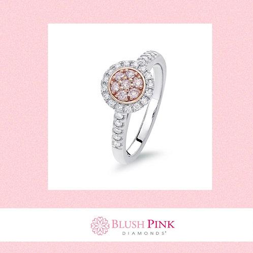 Alice - Pink Diamond Ring