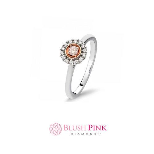 NORA PINK Diamond Ring