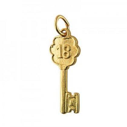 18 Key Charm