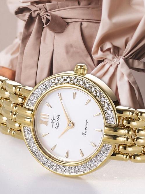 Adina Diamond set watch