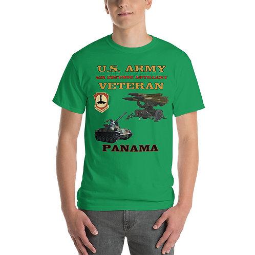 U.S. ARMY ADA PANAMA Tee Shirt Front