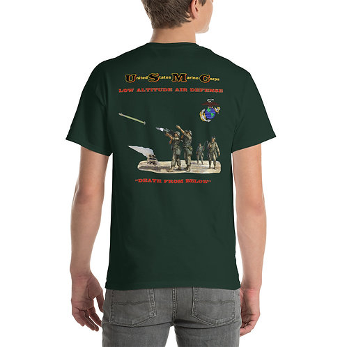 USMC LAAD Tee Shirt Backside