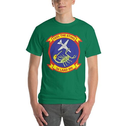 USMC 3rd LAAD Bn Tee Shirt Front