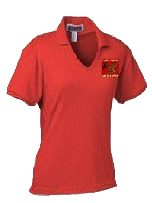 USMC HAWK ASSOCIATION Womens Polo Shirt