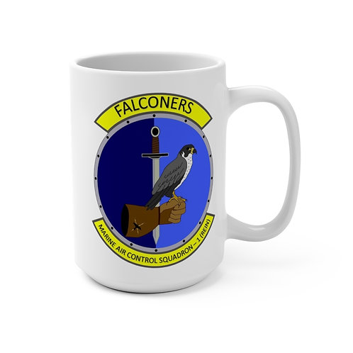 MACS-1 (REIN) FALCONERS / MCAS Yuma Coffee Mug
